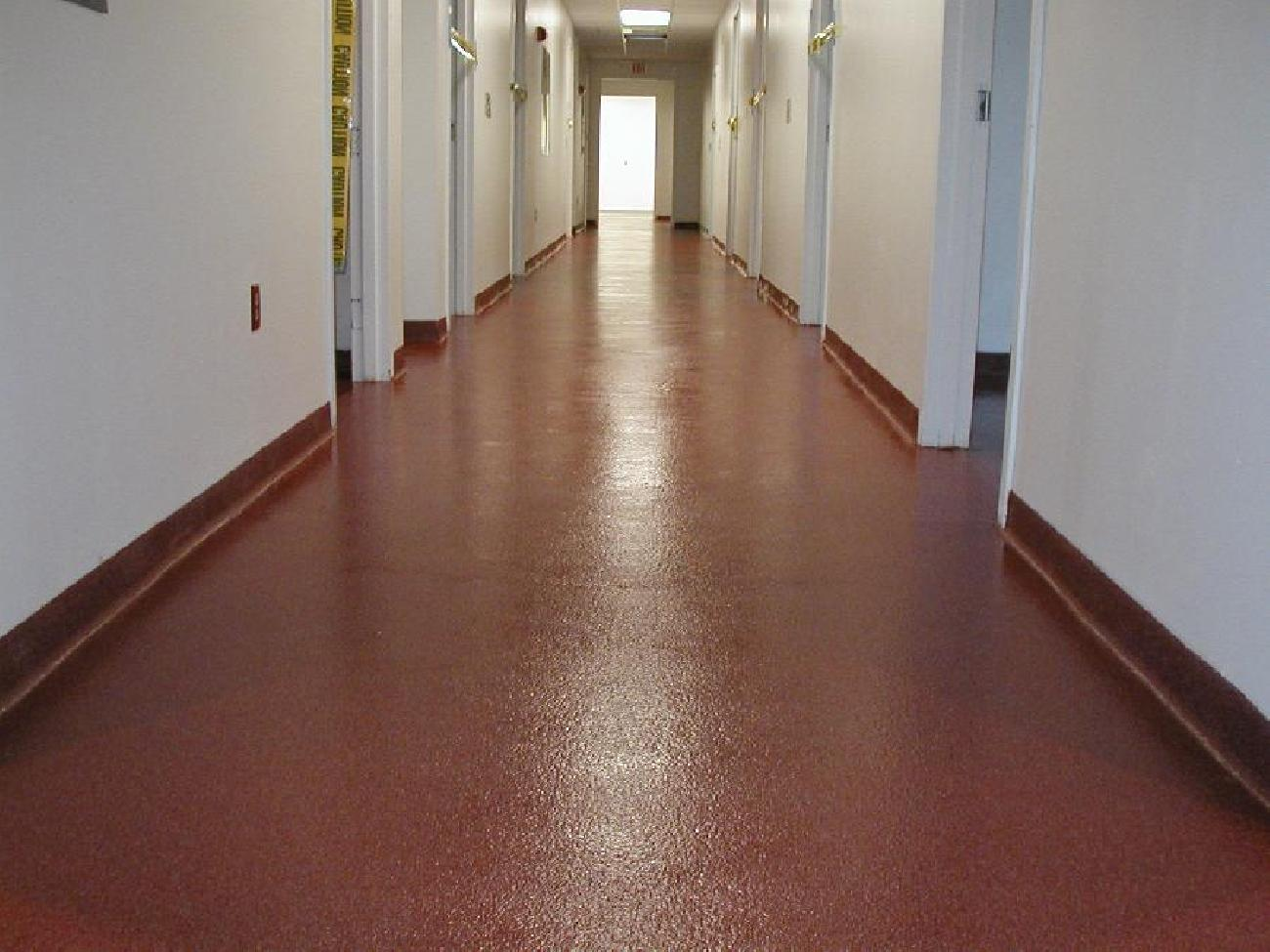 Solid Epoxy Floors, Pittsburgh 2 part epoxy garage coating