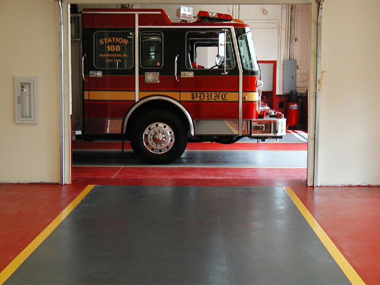 Garage Floor Paint   Epoxy Garage Floor Coatings