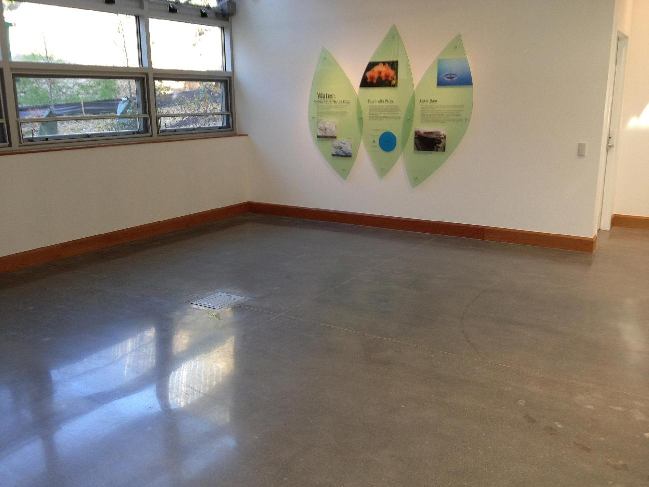 Polished, Stained, Stamped Concrete Floors Cement Polishing Pittsburgh