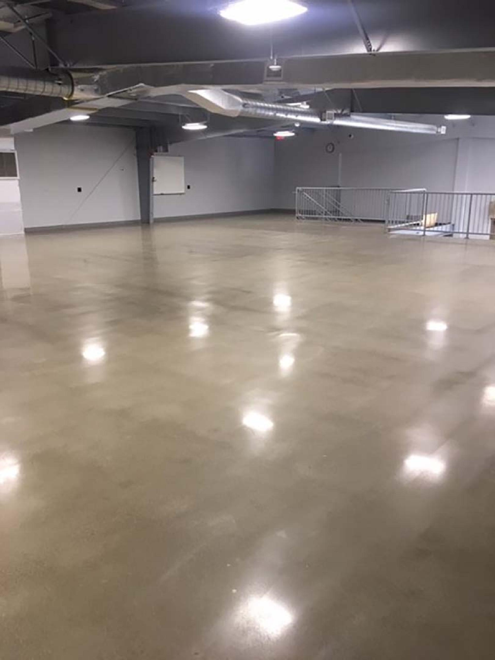 Polished, Stained, Stamped oncrete Floors ement Polishing Pittsburgh - ^