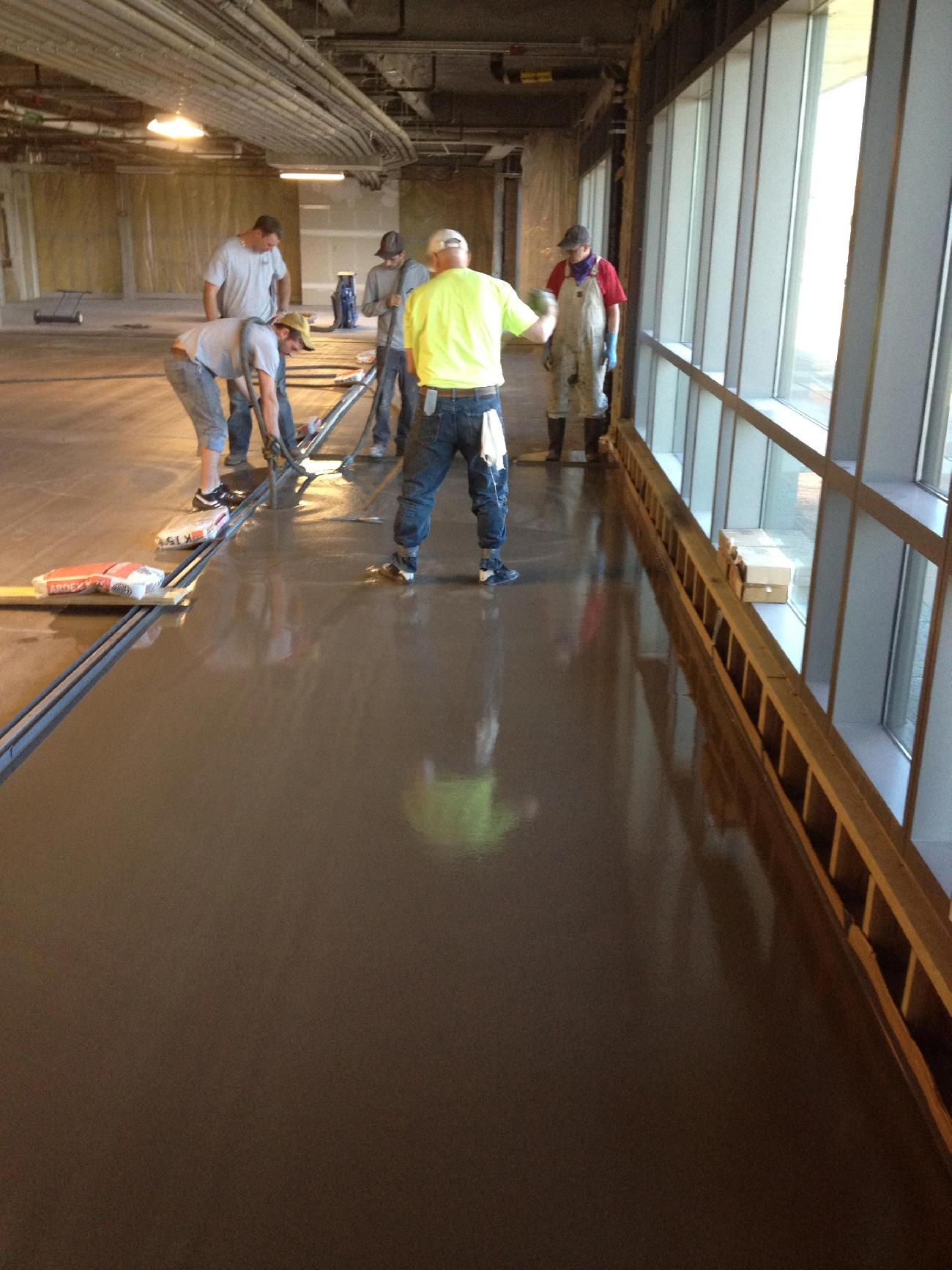 Our professional installers are factory trained by Ardex. Ardex, a German  engineered cement, is known worldwide as the best underlayment in the  industry. - Ardex Underlayment Installation For Leveling, Topping, And